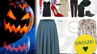 Stylizacje na Halloween prosto z własnej szafy