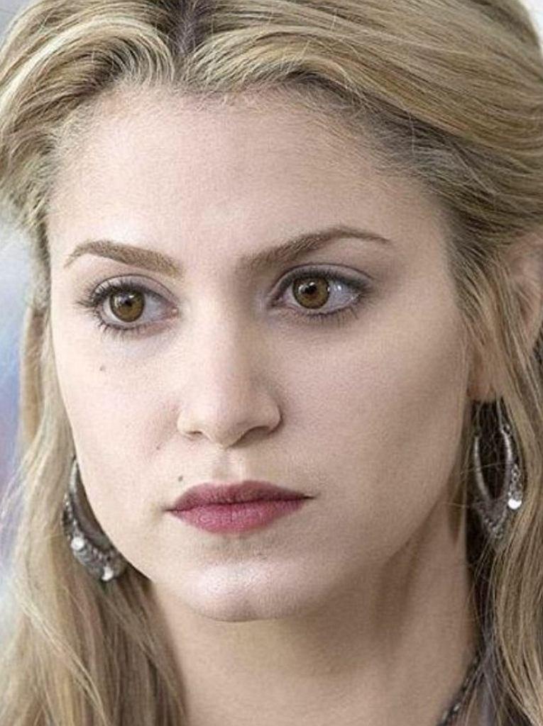 Nikki Reed w 'Zmierzchu'