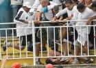 Mundial za pół roku, a w Brazylii zamieszki w na koniec sezonu [WIDEO]