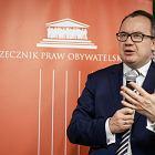 Bodnar do premiera Morawieckiego: Rozporządzenie ministra zdrowia łamie konstytucję