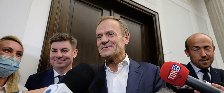 """Tusk wyłuskał patronów operacji """"für Deutschland"""": Taki gruppenführer Wolf 2.0"""