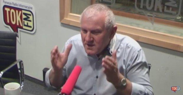 Jan Guz w Poranku Radia TOK FM