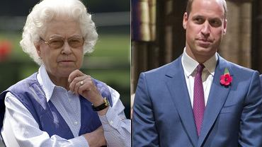 Królowa Elżbieta uhonorowała księcia Williama