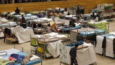 Szkoła w Berlinie przekształcona w ośrodek dla uchodźców
