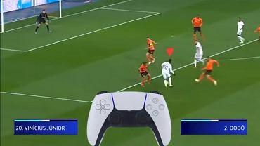 Poradnik jak strzelać gole w wykonaniu PlayStation.