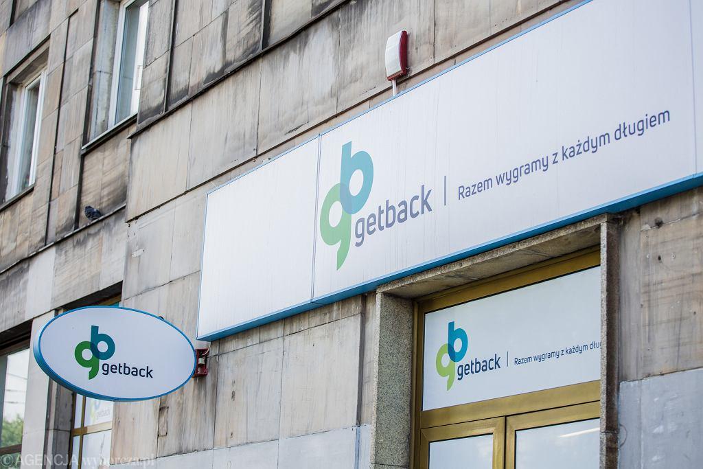GetBack (zdjęcie ilustracyjne)