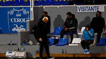 Zidane tłumaczy się po kompromitacji Realu i odpowiada na pytanie o dymisję