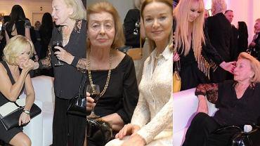 Nina Andrycz, Weronika Rosati, Maryla Rodowicz i Laura Łącz