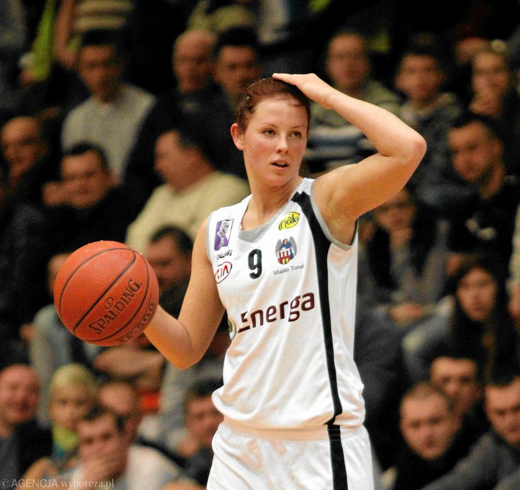Weronika Idczak, rozgrywająca Energi Toruń
