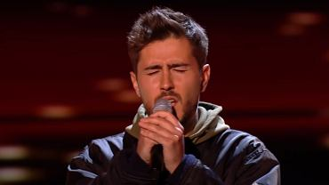 James Robb w The Voice UK 2021