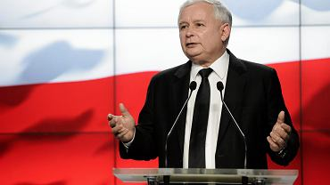 Jarosław Kaczyński - lipiec 2015