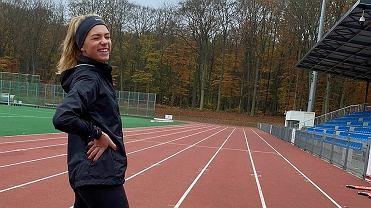 Kornelia Lesiewicz, lekkoatletka AZS AWF Gorzów