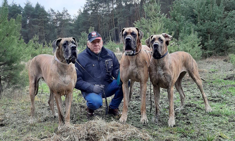 Grzegorz jest weteranem wojennym. ''Lęk chodził za mną krok w krok. Psy mnie uratowały''