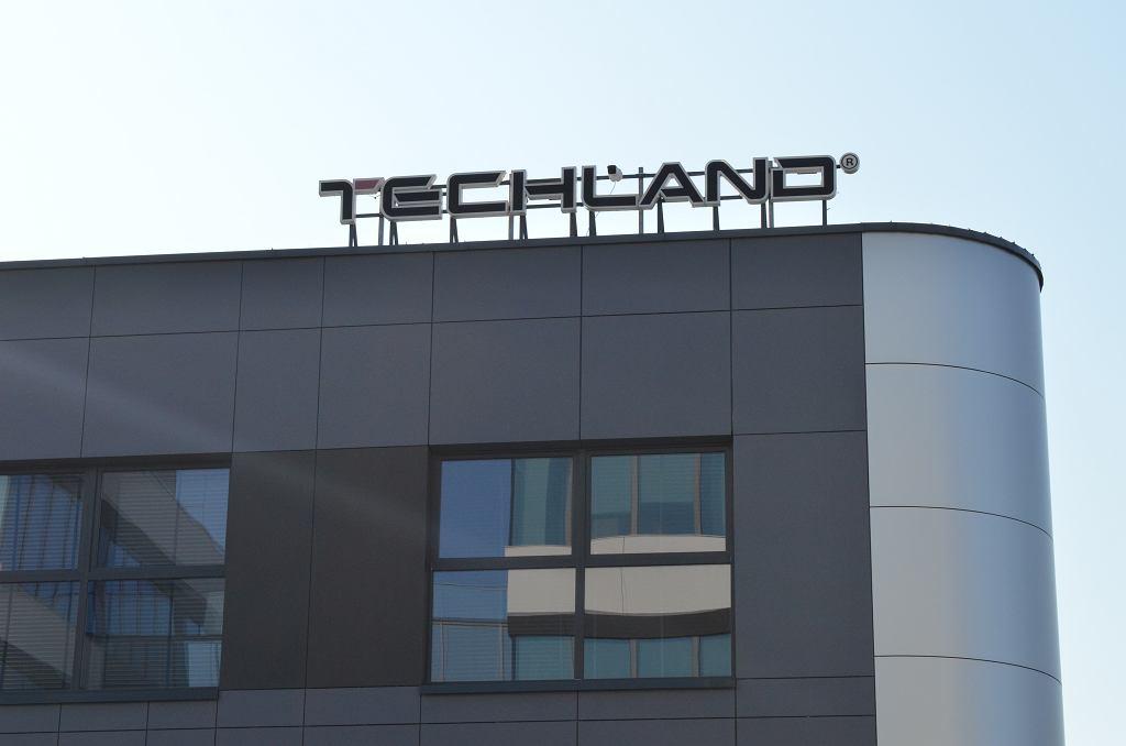 Techland - stara siedziba po drugiej stronie ulicy