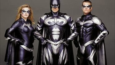 Alicia Silverstone jako Batgirl w filmie 'Batman i Robin'