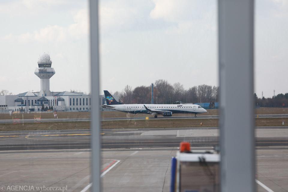 Zdjęcie ilustracyjne / Lotnisko Okęcie w Warszawie