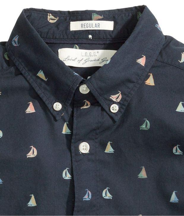 Zdjęcie numer 2 w galerii - Męskie koszule w drobne wzory - to będzie HIT sezonu