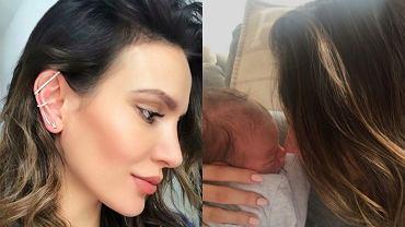 Sara Boruc pokazała syna. Opisała też poród: 'Nie będę udawała, że nie bolało'