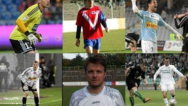 Byli piłkarze Lechii za granicą