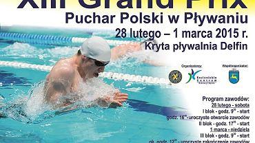 Grand Prix w pływaniu na basenie w Kozienicach