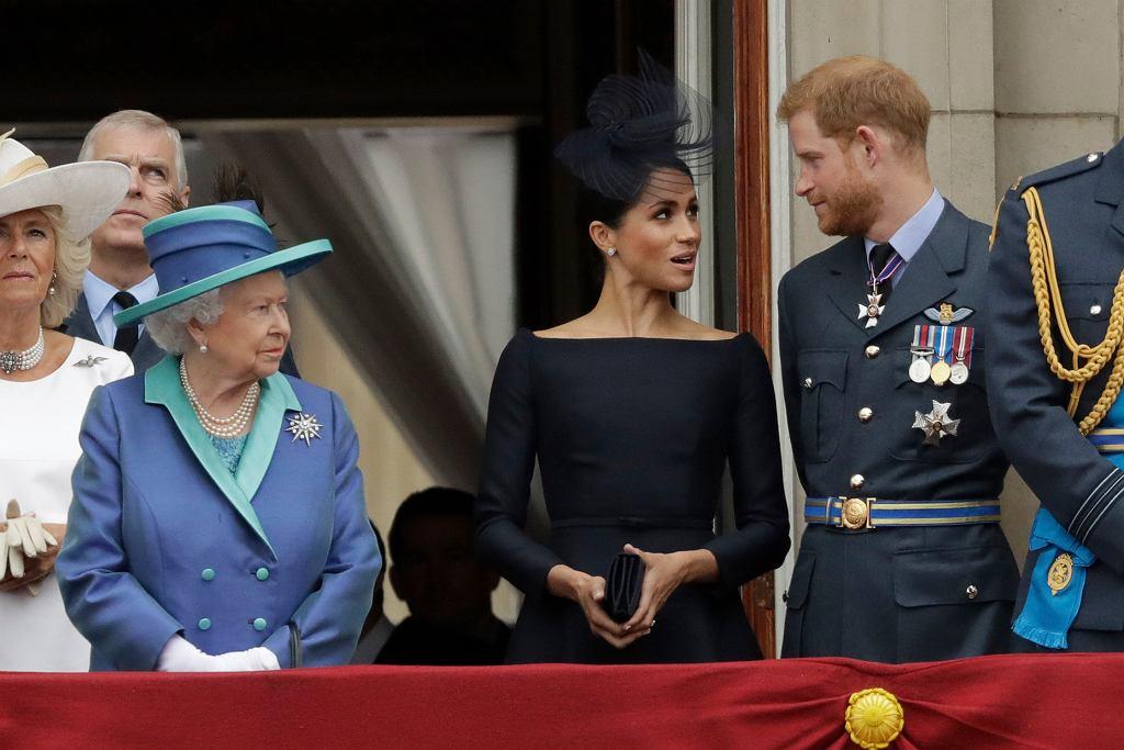 Pierwsze komentarze rządu po wywiadzie Meghan i Harry'ego. 'Pałac powinien zbadać te zarzuty'