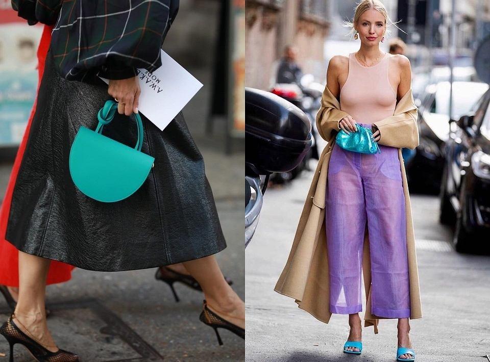 Kolorowe torebki na wiosnę 2020