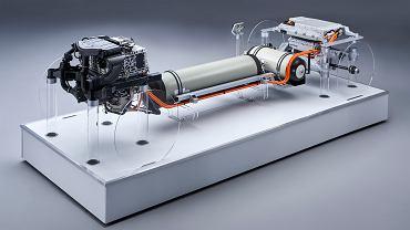 Układ napędowy BMW i Hydrogen NEXT