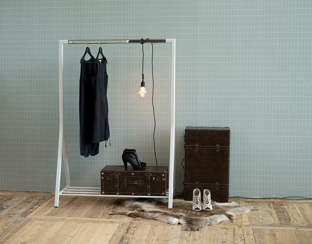 Wieszak na ubrania do garderoby. Jaki wybrać?