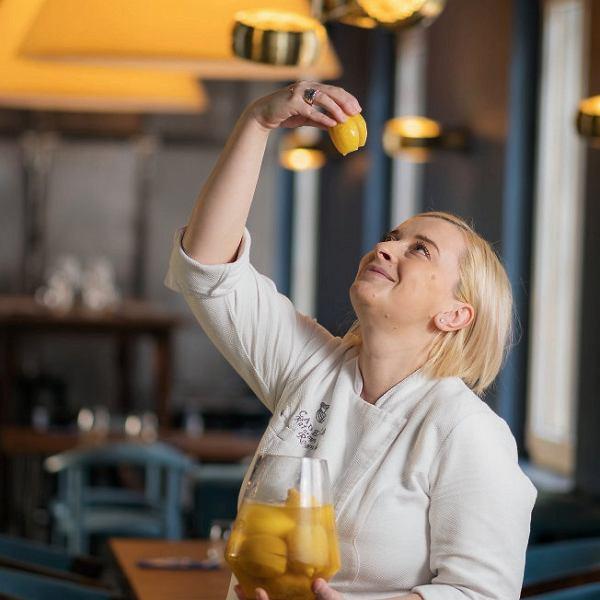 Katarzyna Rogowska szef kuchni restauracji Cadenza i Amfora wKatowicach
