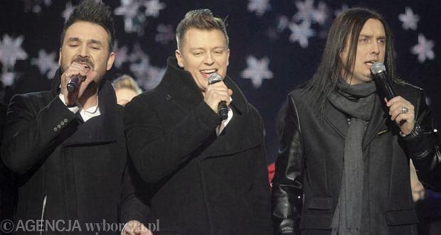 21.12.2013 Gdansk , Dlugi Targ , Wspolne spiewanie koled  fot. Rafal Malko/Agencja Gazeta