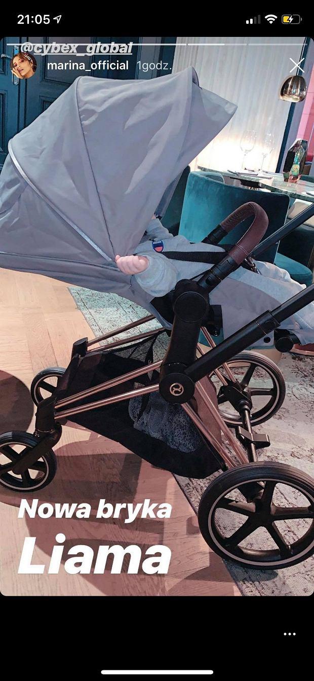Wózek Liama