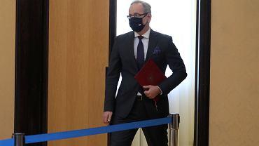 Minister zdrowia Adam Niedzielski powołał pełnomocnika do Szpitala Południowego
