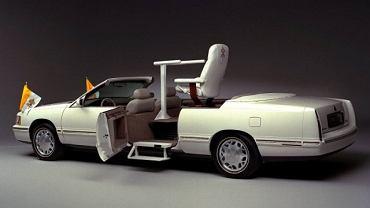 Papieski Cadillac Deville