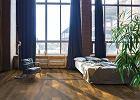 Modne panele podłogowe z dużym rabatem! To świetne wzory drewniane