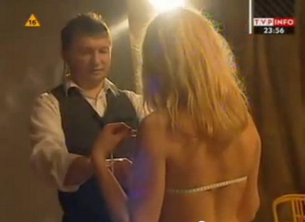 Ballada o lekkim zabarwieniu erotycznym, Cezary Mończyk