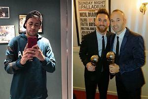 Porady stylistek: co zrobić, żeby wyglądać na wyższego? Pomogą ci triki, które stosują Neymar i Iniesta!
