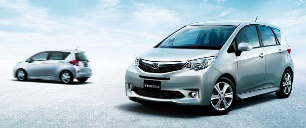 Subaru Trezia (fot. Subaru)