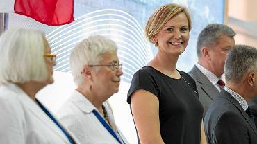Trzykrotna medalistka igrzysk olimpijskich - Otylia Jędrzejczak