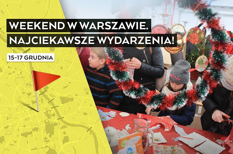 Wydarzenia w Warszawie w weekend