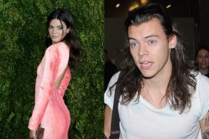Kendall Jenner i Harry Styles