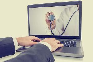 Polskie przychodnie internetowe leczą chorych z ponad 100 krajów świata