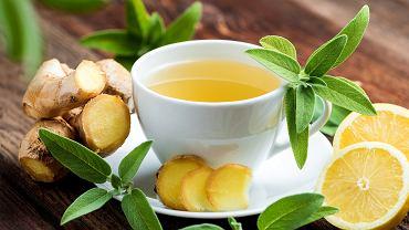 Przepisy na odchudzające herbaty.