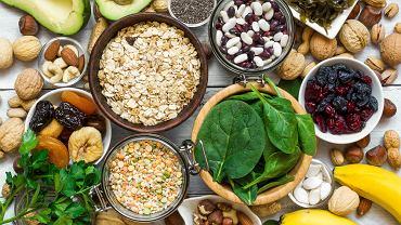 Odpowiednia dieta zaspokaja zapotrzebowanie na magnez