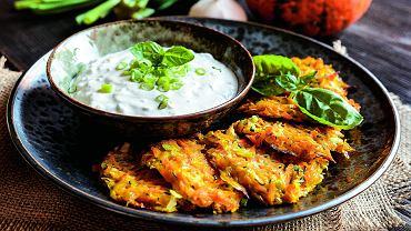 Placki z warzyw to proste i szybkie danie