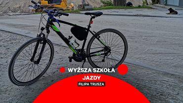 Wyższa Szkoła Jazdy Filip Trusza. Cykl, w którym omawiamy przepisy ruchu drogowego. I nie tylko