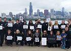 Polki z Chicago wsparły Czarny Protest