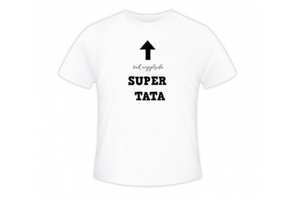 Koszulka Supertaty.