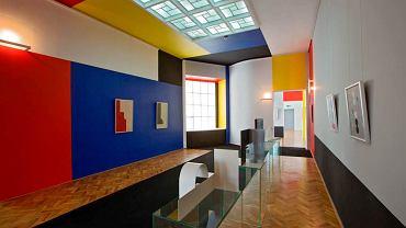 Muzeum Sztuki. Sala neoplastyczna