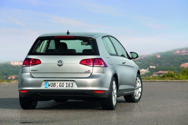 Volkswagen Golf 3d