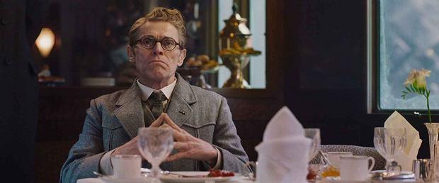 Willem Dafoe w 'Morderstwie w Orient Expressie'